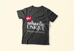 Wheelie Unique T-Shirt