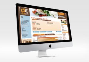 DineOut Website