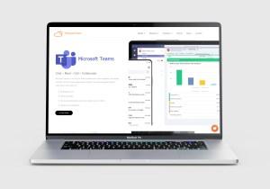 Brighter Days Website - Microsoft Teams