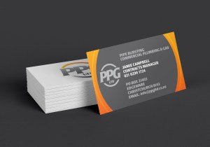 PPG Business Card