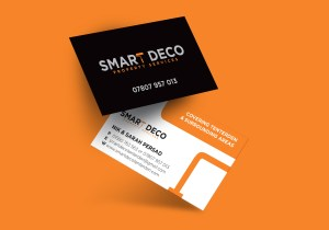 Smart Deco Business Card