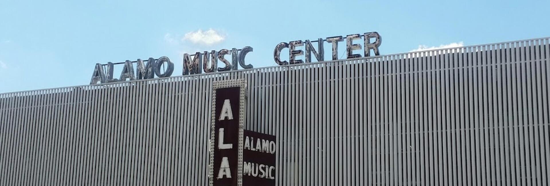 Alamo Music Center Taylor Guitars