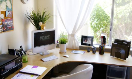 Working from home can boost your productivity