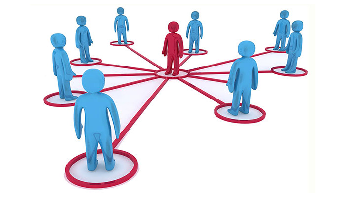 The power of social relationships