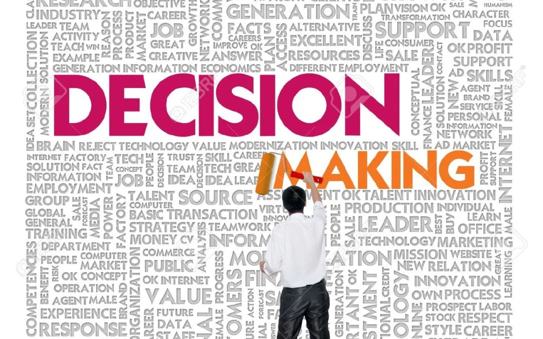How to make good decisions