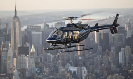 Helicopter planning – getting a better view of the future