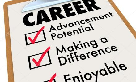 Goals can launch a second career