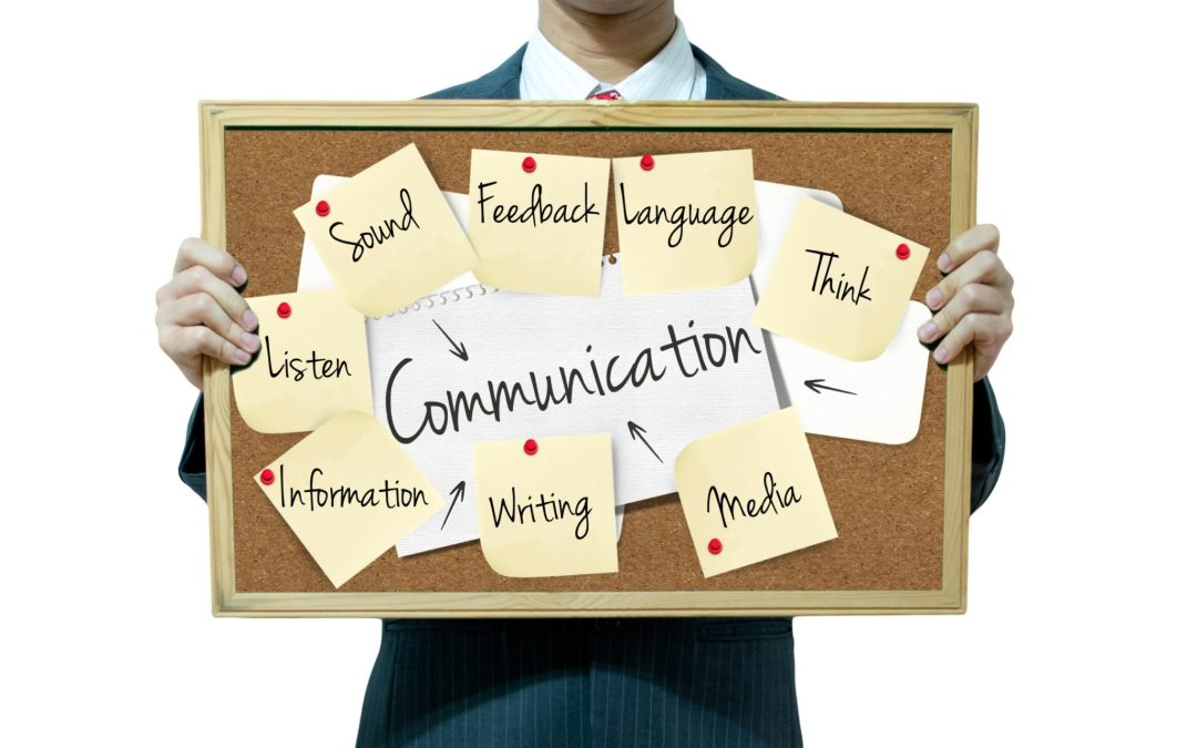 Communication – the glue that holds the teams together