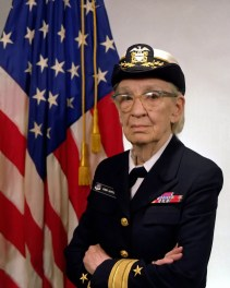 My personal hero for International Women's Day - Grace Hopper paved the way for women in IT by developing some of the first computer compilers! My college days would have been much more complicated without her! She was also a rear admiral in the Navy!