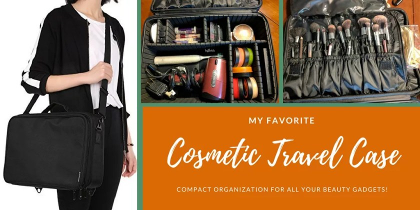 Favorite Cosmetic Travel Case