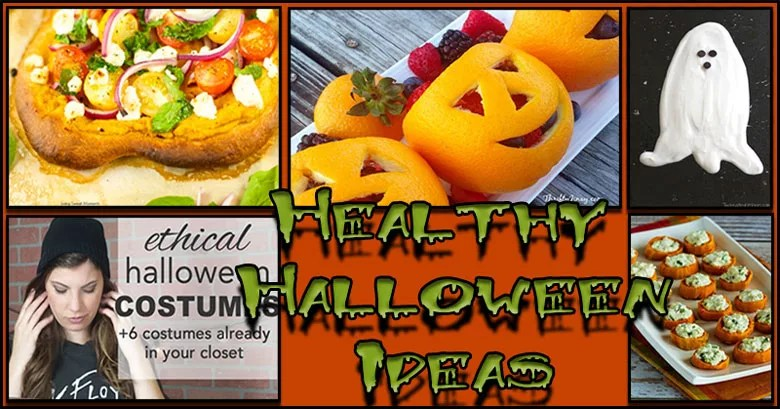 Healthy Vegetarian Halloween Ideas for Recipes and Environmentally friendly costumes