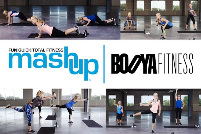 MASHUP ™ HIIT 15 minute workout plan