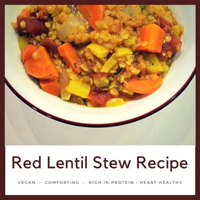 Red lentil stew a heart healthy dash diet comfort food taylorlife red lentil stew a heart healthy dash diet comfort food forumfinder Gallery
