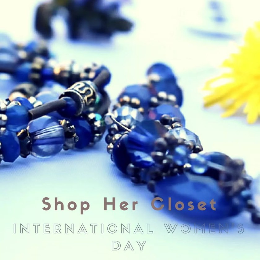 Shop Her closet for International Women's Day