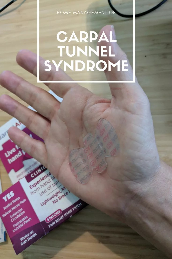 Carpal Tunnel Syndrome symptoms and treatments.