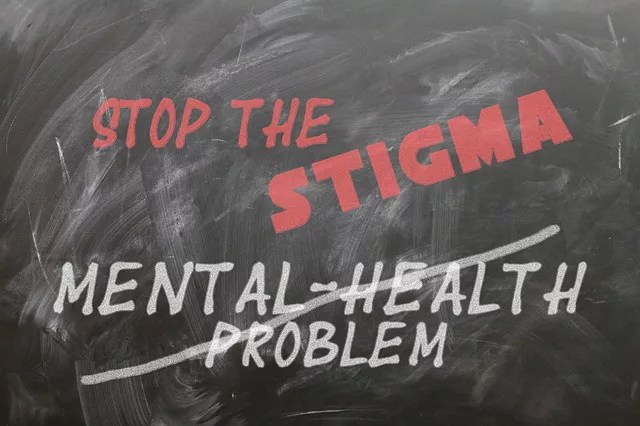 Stop the Stigma - It's not a mental health problem. It's a mental illness.