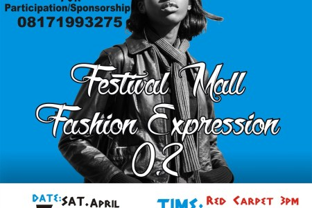 PRESS RELEASE FOR FASHION EXPRESSION 2018