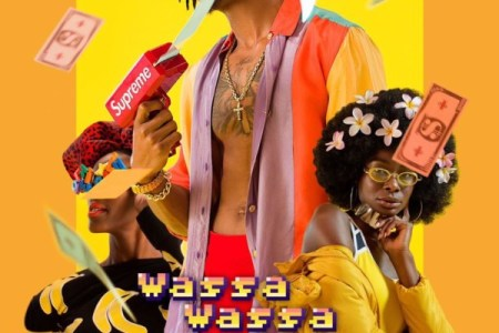 New Video: Superstar Ace – Wassa Wassa