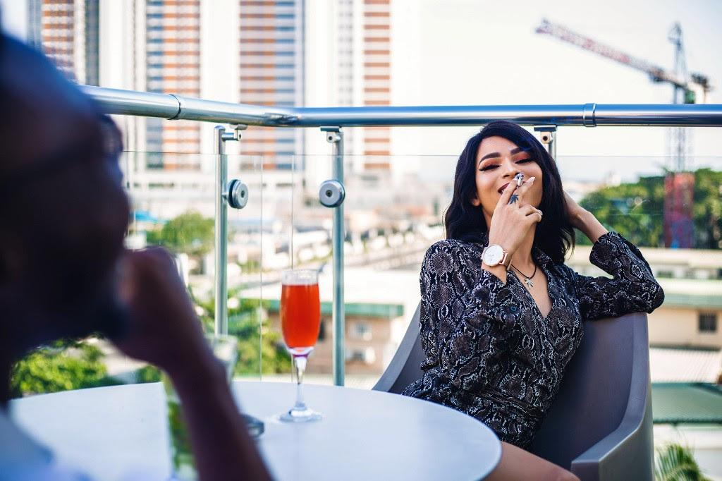 Parisian Vibes in Lagos