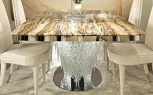 Luxury Dining Tables Sculptural Designer Tables Taylor