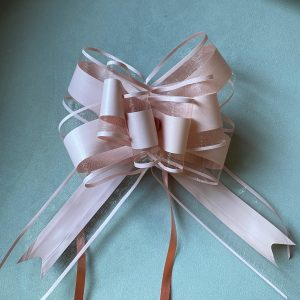Baby Pink Organza Bow - 10 packTaylor Made Cake Courses, online piping tutorials, online buttercream frosting videos, piping tips, piping accessories, flower piping, flower piping tips, cupcake bouquets, learn to pipe cupcake bouquets, buttercream flowers, buttercream frosting tutorials,