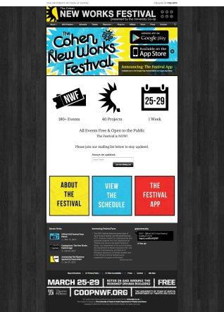 2013 NWF Website