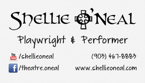 Shellie's Business Card