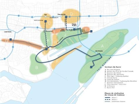 SdH tramway proposal