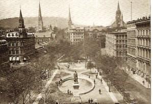 Victoria Square Historic