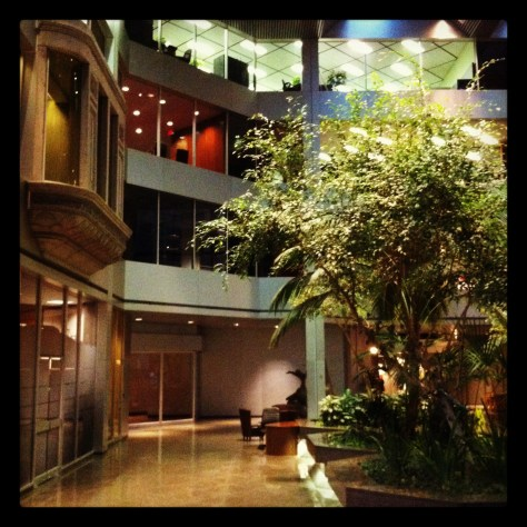 Place Mercantile Atrium