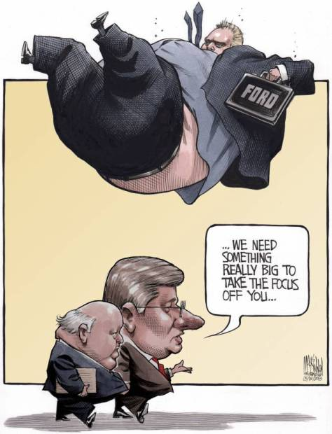 From the Chronicle Herald