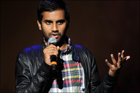 Aziz Ansari - not the work of the author