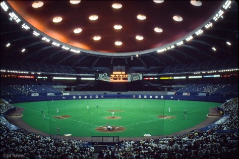 Expos at the Big O, circa 1990