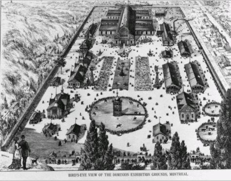 Provincial Industrial and Agricultural Exhibition, Montreal (late 19th century)