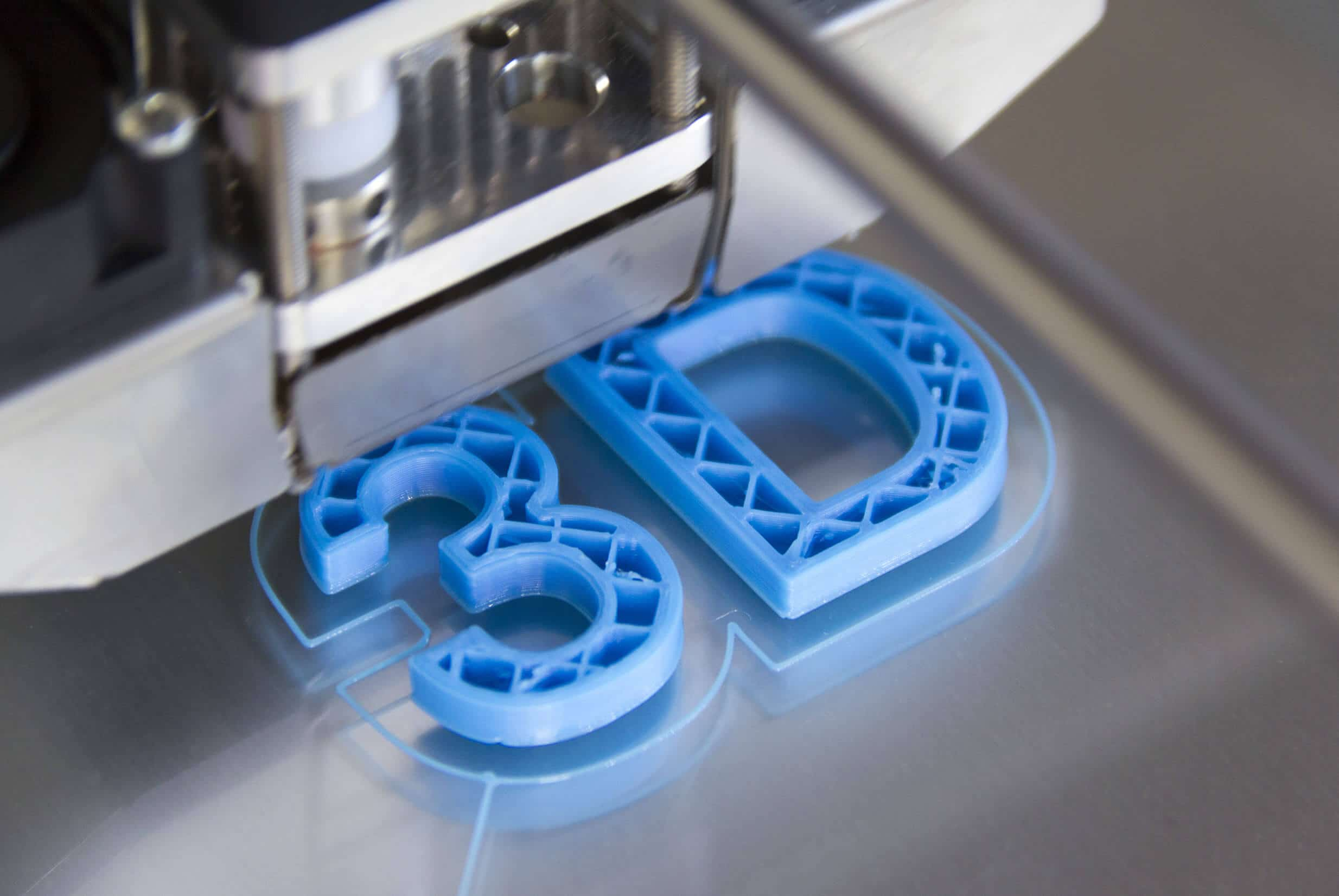 3D Printer Filament Inspection
