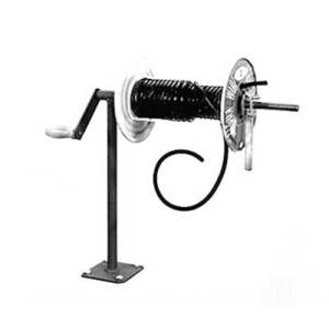 LR100-318 - Spool Winder Stand 13 inch high