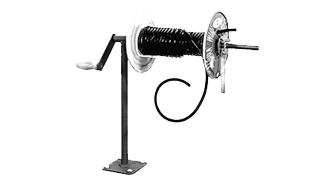 Wire Counter - Spool Winder