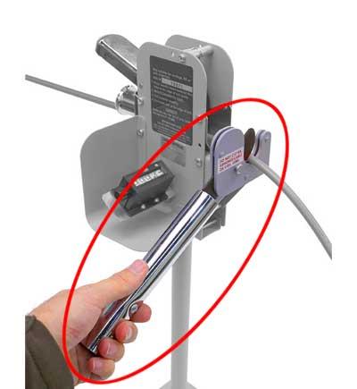 LR100-C - Cutter Blade 1