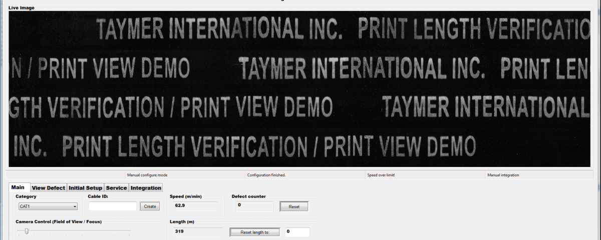 print verification