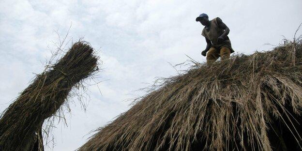 Mann in Gulu