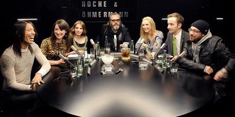 Roche und Böhmermann