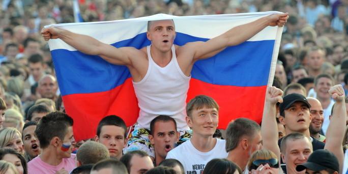 Russische Kerle sind oft sportlich und geil , leider aber auch homophob und gewalttätig- Bild: taz.de