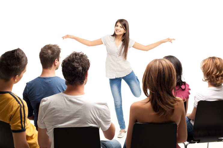 Create social games for party ice-breakers