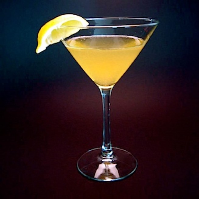 Cocktails with Gin and Lemon