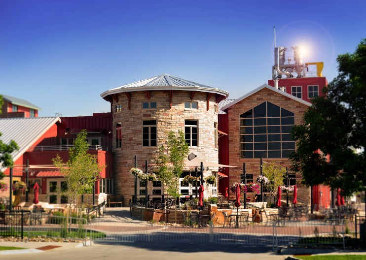 Odell Brewing Company Fort Collins, Colorado