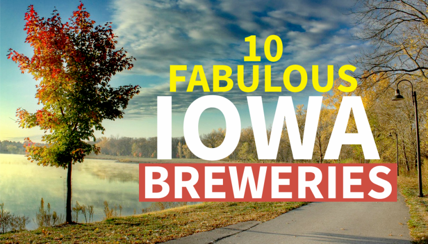 Best Breweries in Iowa