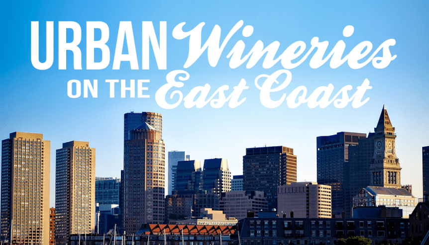 urban wineries east coast