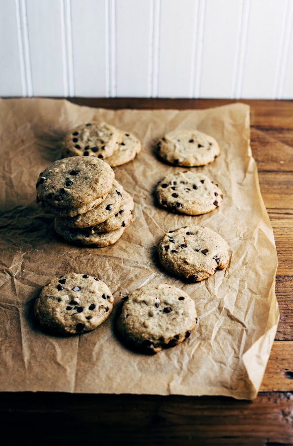 vegan cookies as a gift for holidays