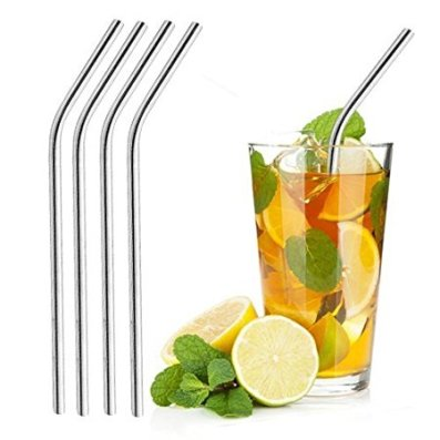 stainless steel straws - best picnic accessories