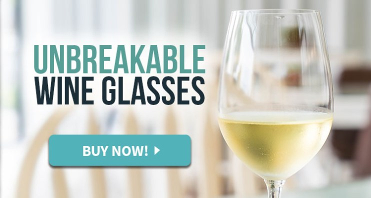 buy unbreakable wine glasses stress-free holidays